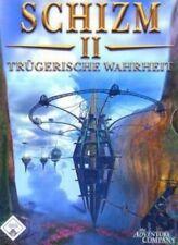 SCHIZM 2 TRÜGERISCHE WAHRHEIT Myst isches Rätsel Adventure Deutsch 1 2 3 4 NEU