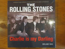 The Rolling Stones CHARLIE IS MY DARLING Super Deluxe Box Set DVD Blu-ray Sealed