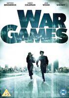 Nuevo Guerra Juegos DVD