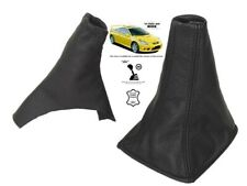 Gear Handbrake Gaiter For Toyota Celica 1999-2005 Leather