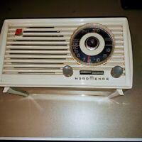 Nordmende 62 TRL West German tabletop transistor radio 9v working rare 1962