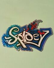 spiderman vending machine sticker # 11, 2002 sandylion
