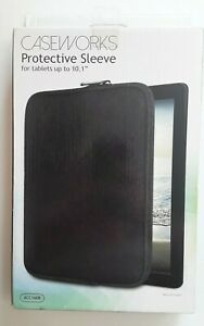 """Caseworks Protective Sleeve For Tablets Up To 10.1"""" ACC1608"""