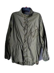 Barbour X Brompton Men's Newham Jacket Olive, XL *Brand New*