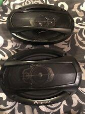 Pioneer Car Speakers 400watt Shelf Speakers 6x9 3 Way