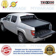 TruXedo For 2006-2014 Honda Ridgeline Lo Pro QT Roll Up Tonneau Cover 520601