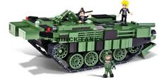 Stridswagn 103C (S-Tank) - COBI 2498 - 600 brick main battle tank