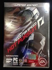 NEW*SEALED PC Game NEED FOR SPEED HOT PURSUIT Limited Edition (PC) BRAND NEW