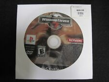 World Soccer Winning Eleven 7 International (Sony PlayStation 2, 2004) game only