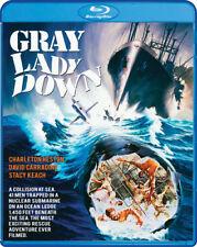PREORDER - GRAY LADY DOWN    - Region A - BLU RAY - Sealed