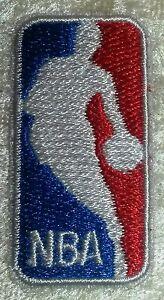"Basketball Small Logo 1.5"" Iron On Embroidered Patch~USA~FREE Ship"