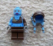 LEGO Star Wars Clone Wars - Rare - Jedi Aayla Secura Minifig - Excellent