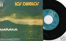 """LOS DIABLOS - Mañana / Velas Al Viento, SG 7"""" SPAIN 1978"""