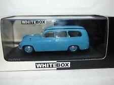 Whitebox Skoda 1201 Kombi 1954  blue  REF WB283