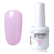 Elite99 15ML Color Gel Polish Varnish Lacquer Base Top Coat Nail Art Pedicure