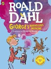 George's Marvellous Medicine (Colour Book and CD) by Roald Dahl (Mixed media product, 2017)