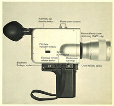 Nizo S560 + Nizo S800 Camera - Instruction Manual - PDF File