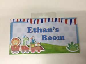 ELHAN My Room Sign/Plaque With FREE POSTAGE CLEARING - BRAND NEW