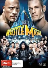 WWE WRESTLEMANIA 29  - BRAND NEW SEALED 3DVD SET