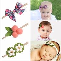 Princess Style Seil für Haare Zubehör für Haare Baby Headband Nylon Haarband