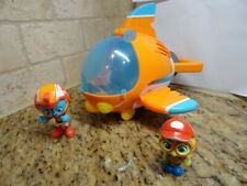 nick jr Top Wing Swift's Flash Wing Figure and Vehicle with sound