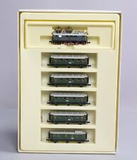 Minitrix 51101800 N Scale Electric Passenger Set LN/Box