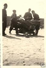 5551/ Originalfoto 6x9cm, Luftwaffe, Ausbildung an 2cm Flak