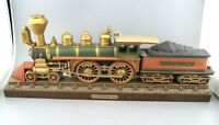 """VTG Train Wall Hanging Plaque 24 in """" The Philadelphia 1871 """" by Burwood '78 GUC"""