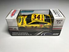 #34 Michael McDowell 1/64 - 2018 Loves Travel / SpeedCo - Nascar Action Lionel