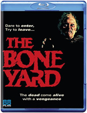 The Boneyard Blu-ray DVD Region 2