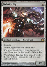 VOLATILE RIG NM mtg Return to Ravnica Artifact - Creature Construct Rare
