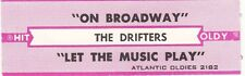 Juke Box Strip The Drifters - On Broadway / Let The Music Play