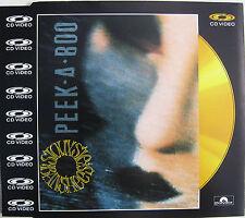 Punk SIOUXSIE AND THE BANSHEES CDV Peek-A-Boo Rare 1988 4 Track UK
