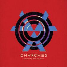 Chvrches - THE BONES OF WHAT YOU BELIEVE [Vinyl LP] - NEU