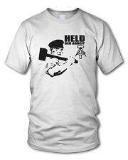 HELD DER ARBEIT - DDR Kult T-Shirt - Funshirt - FUN - versch. Farben - S-XXL