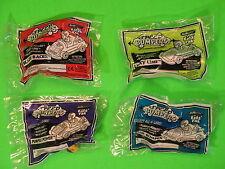 Subway 1997 Speed Bumbers - set of 4 *Mip*