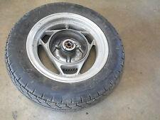 yamaha xc125 riva 125 front 1988 rim wheel tire 87 88 89 91 92 93 94 95 96 97