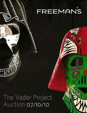 Freeman's The Darth Vader Project Star Wars Auction Catalog 2010