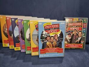 The Complete BBC Only Fools And Horses Series 1-7 with bonus all the best vol 3