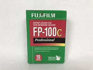 NEW Fujifilm Fuji FP-100C Instant Color Film Expired 2014