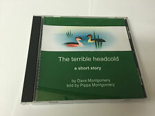 Dave Montgomery THE TERRIBLE HEADCOLD 2007 CD CDR PRIVATE ROLAND GUITAR SYNTH