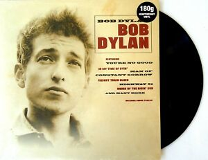 Bob Dylan – Bob Dylan LP 2017 BRAND NEW 180g