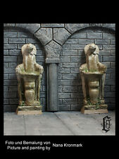 Kol Estheryn  Thomarillion Unpainted Resin Dwarven Forge D&D