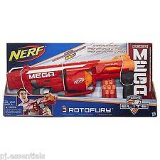 NERF N-Strike Mega Roto Fury Blaster Gun BRAND NEW