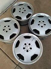 AMG Monoblock II 17x7.5 OEM Mercedes Benz wheels 300E 400E 500E W124 rims