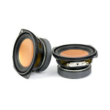 AIYIMA 2PC Audio Woofer Speaker 3Inch 4Ohm 20W Full Range Bass Loudspeaker DIY