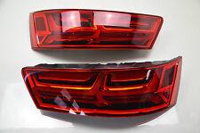 Audi Q7 4M Dynamic Rückleuchten LED Schlussleuchte 4M0945094E Rear Lights Matrix