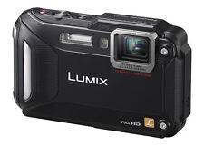 Black Waterproof Digital Cameras