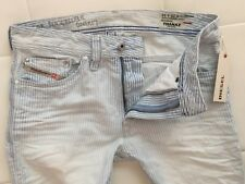 NWT - $328 DIESEL Thanaz 0812X Slim-Skinny Jeans  (Size - 29X32 / Made in Italy)