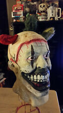AMERICAN HORROR STORY TWISTY THE CLOWN MASK LATEX SCARY EVIL